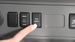nissan armada towing capacity 2015 2012 nissan nv tow mode switch youtube
