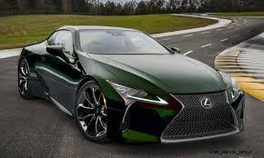 lexus coupe black 2017 lexus lc500 colors visualizer black chrome looks 150 shades