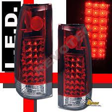 1998 chevy silverado tail lights 88 98 chevy silverado gmc sierra led tail lights 94 97 led tail