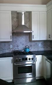 Kitchen Range Hood Kitchen Range With Vent With Stove Top Fan Hood Also Black Range