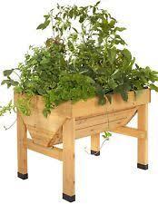 wooden flower u0026 plant strawberry planters boxes ebay
