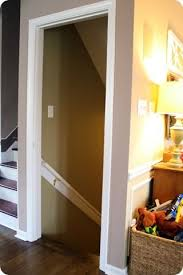How To Replace Interior Door Knob How To Finish Off A Door Frame When You Remove A Door Use Lattice