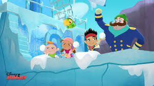 jake land pirates captain frost disney junior uk