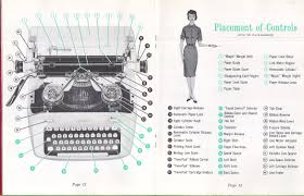 royal empress typewriter owner u0027s manual 1961 u2013 to type shoot