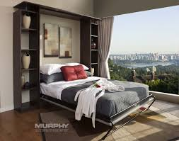 Murphy Beds Murphy Beds Aubrielle Queen Murphy Bed Bed Hidden 1 Bed Hidden 2