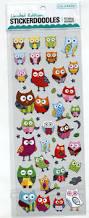 71 best stickers images on pinterest childhood memories 42 kawaii owl friends metallic foil stickers