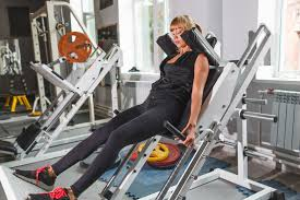 workout machines that work the abs and thighs livestrong com