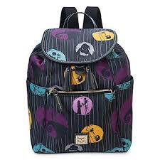 tim burtons the nightmare before backpack by