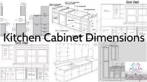 standard depth on kitchen cabinets standard kitchen cabinet sizes and dimensions decor or design