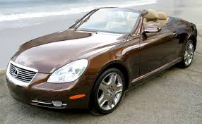 2006 lexus sc 430 information and photos zombiedrive