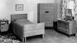 1950 Bedroom Furniture Photographs From The Archives Gbs Architects