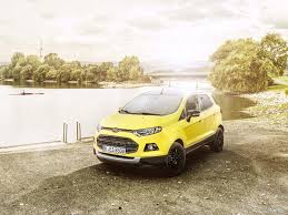 nissan juke vs ford ecosport ford ecosport titanium 2016 suv drive