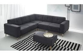 canapé avec pouf canapé d angle bobochic canapé panoramique convertible avec