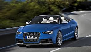 audi supercar convertible audi r8 and rs5 cabriolet boast new look melt faces