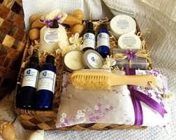 beauty gift baskets spa gift basket etsy