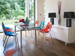 35 transparent chairs ideas for dining room decor