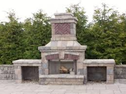 Outdoor Fireplace Images by Masonry Outdoor Fireplace Ideas Designs Ideas And Decor