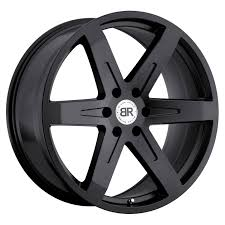 truck wheels and rims by black rhino