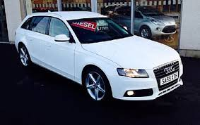 audi northern dealers audi a4 avant tdi executive se pg mcgillion motors ford dealer