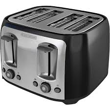 Black And Decker Spacemaker Toaster Oven Black Decker 4 Slice Multi Function Toaster Bagel Toaster Black