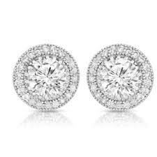 zirconia earrings fashion cubic zirconia earrings for less overstock