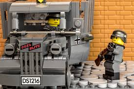 opel truck ww2 restock opel blitz brickmania blog