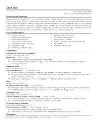 resume templates for administrative officers examsup cinemark resume for public service