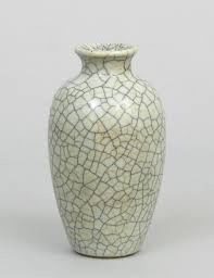 Celadon Vase A Small Chinese