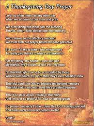 thanksgiving prayer 9 wordsonimages thanksgiving