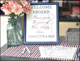 it s a boy decorations ahoy its a boy decorations beautiful ahoy it s a boy baby shower