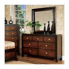 Acacia Bedroom Furniture by Cm7152 Import Furniture Of America Traditional Bedroom Set Walnut