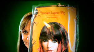 halloween city wigs pantymython and the halloween wig wigs never look like the