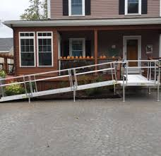 Wheelchair Ramp Handrails 101 Mobility Kent Island Local Experts In Mobility