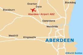 Aberdeen Airport Information Desk Aberdeen Airport Information Aberdeen Scotland