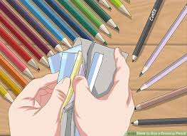 buy pencil how to buy a drawing pencil with pictures wikihow
