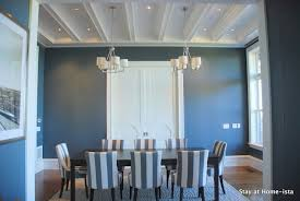 high rise kitchen table blue dining chair design ideas