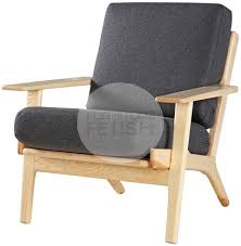 Hans Wegner Plank Sofa Replica Hans Wegner Plank Chair 1 Seater Sofa U2013 Ash Charcoal