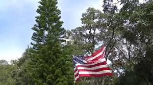 Flag Flying Rules Drone Flight With American Flag Youtube