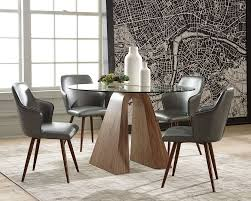 round table santee ca 107921 scott living 5pc round table dining set ebudget furniture