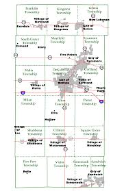 Az City Map Dekalb County Street Guides