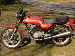 honda cb 125 review of honda cb 125 t 2 1982 pictures live photos