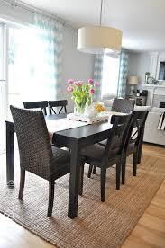 rug under dining table size dining room rug size createfullcircle com