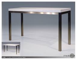 karre design beautiful stainless steel dining table utch co 21606