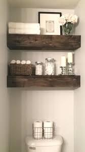 Shelves For Towels In Bathrooms Bathroom Shelf With Towel Rack In Bathroom Ladder Shelf Towel Rack