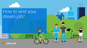 What Is An Online Resume by How To Land Your Dream Job U2013 Microsoft Faculty Connection