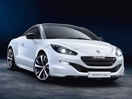 how much are peugeot cars peugeot rcz past models