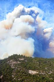 Wildfire Yosemite 2013 by U S Department Of Defense Photo Essay
