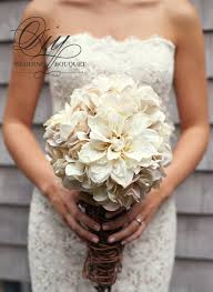 hydrangea wedding bouquet diy hydrangea and bouquet