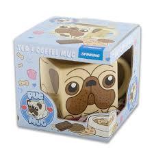 animal mugs choose your animal ceramic coffee tea pug cat in space