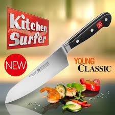 wüsthof classic kitchen surfer 3 0 knife japanese kiritsuke
